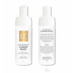 Lash & Brow Cleansing Mousse